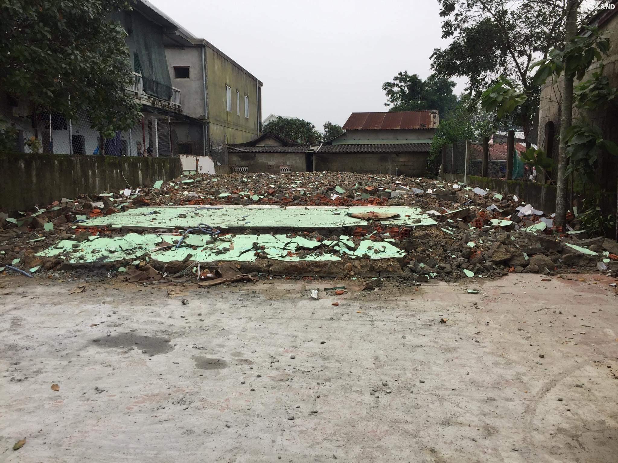 Đất phân lô Kiệt Nguyễn Hữu Cảnh