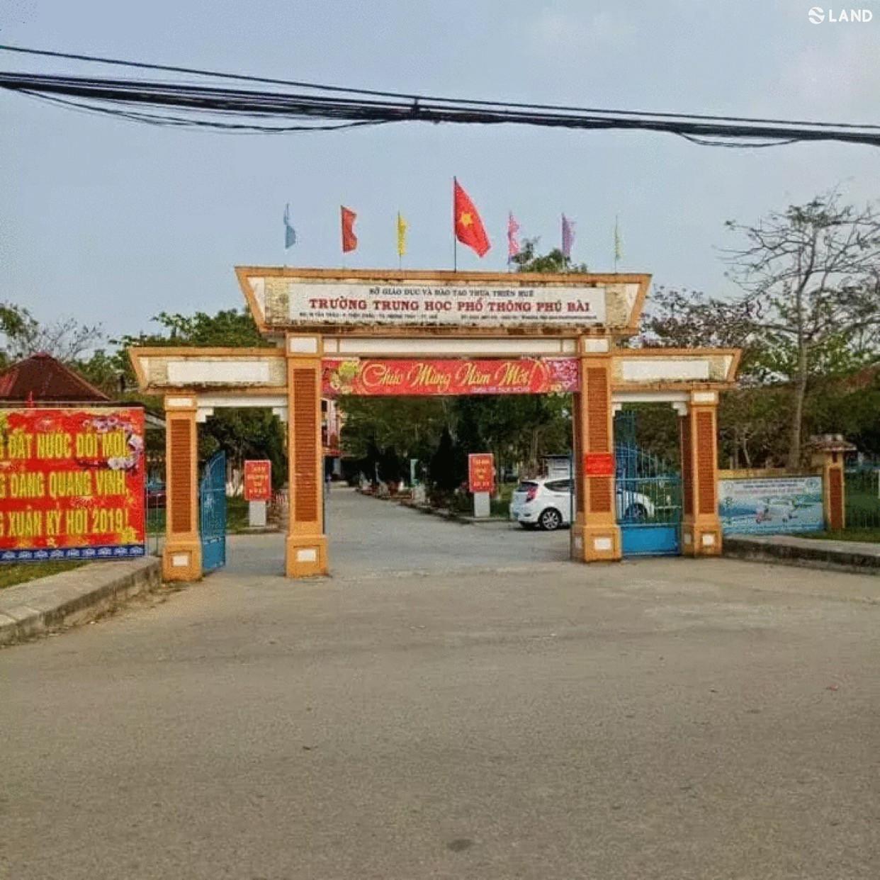 ⚜️Bán đất mặt tiền đường Tân Trào , Phường Thuỷ Châu , Hương Thuỷ