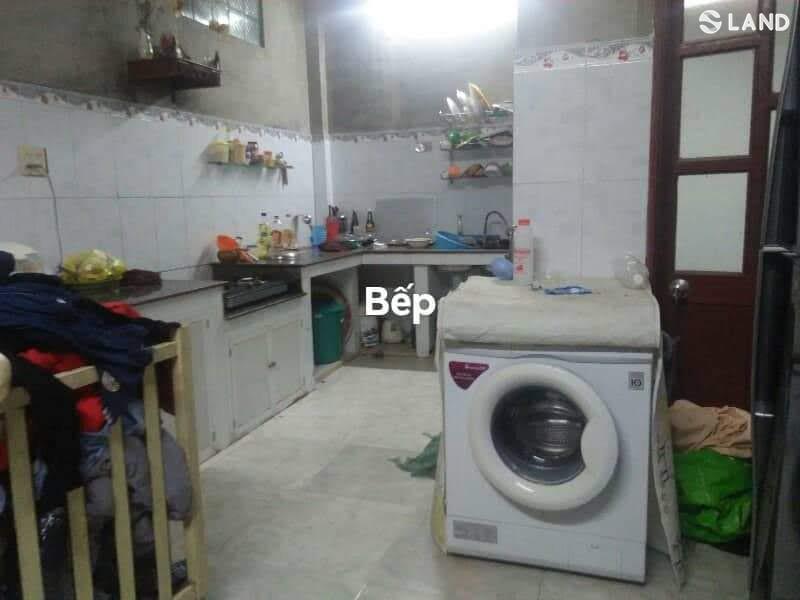 Bán hoặc (đổi nhà nhỏ hơn) nhà 2 tầng, 2 mặt kiệt oto 27 Hoàng Quốc Việt