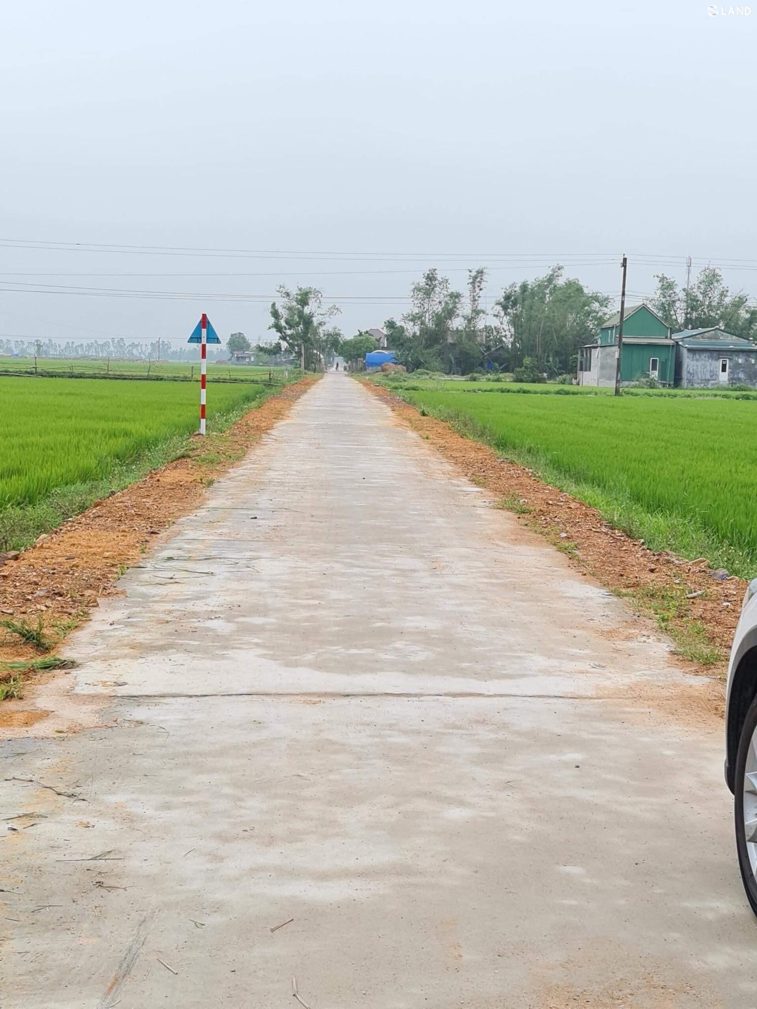 Bán 2 lô đất đẹp Phú Hồ - Phú Vang chỉ 6xx triệu