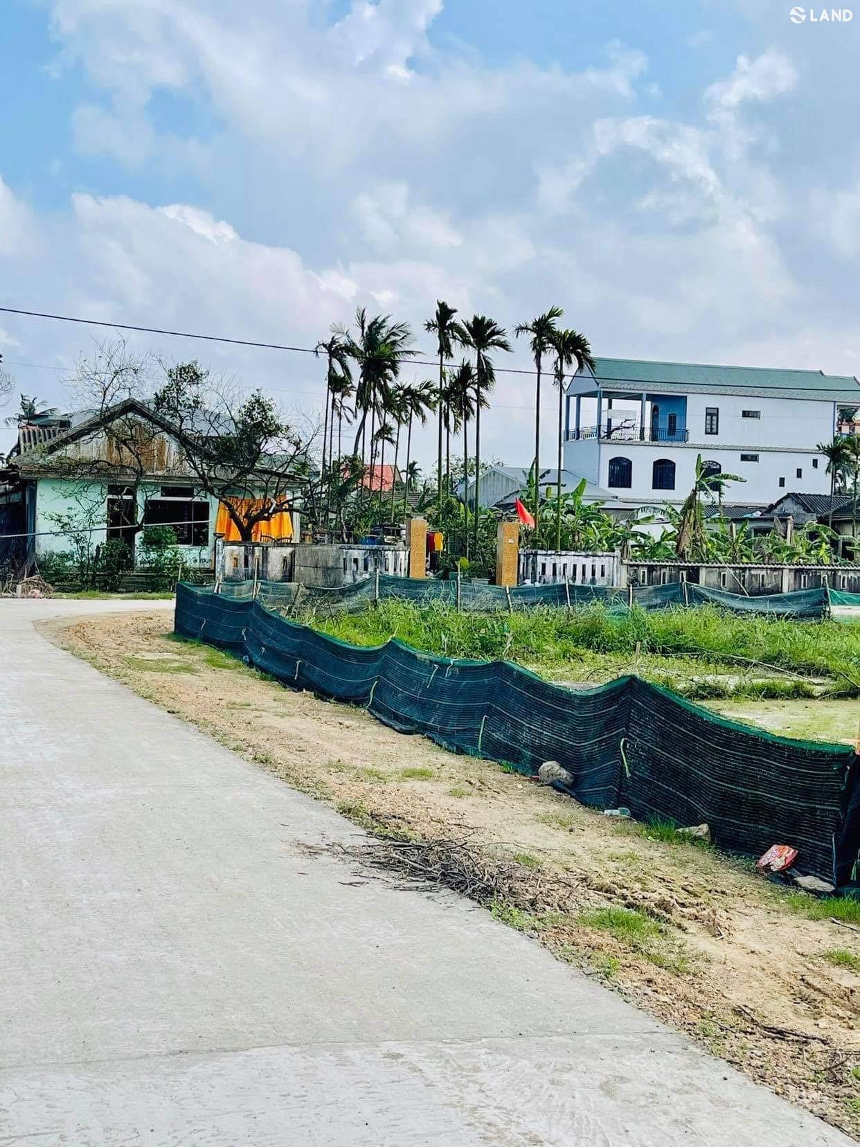 Bán lô đất đẹp 2 mt Tây Trì Nhơn