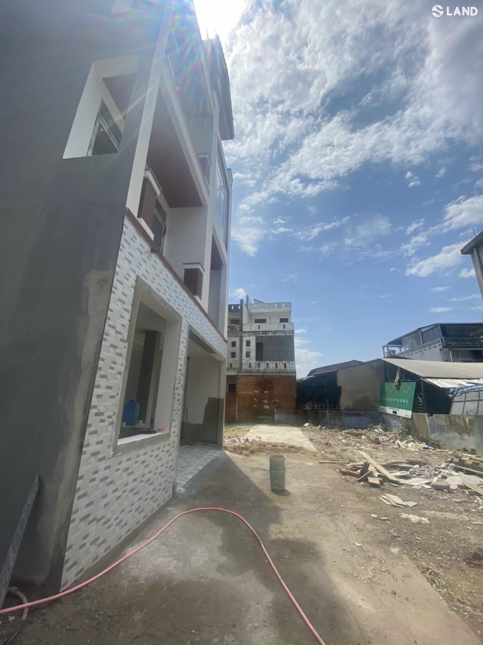 Bán đất kiệt oto Trường Chinh - P. An Đông